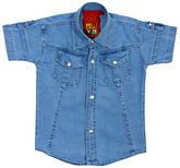 Envy -  Half Sleeves Denim Shirt