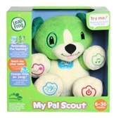 Leap Frog - My Pal Scout 6 - 36 Months, Teach me about you! Then learn with m...