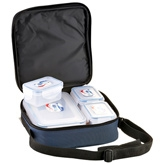 Lock It 4 Containers Lunch Box With Thermal Bag LO - 521