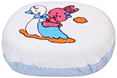 Fab N Funky - Rabbit And Duck Printed Bath Sponge