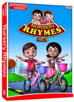 Infobells - 3D Nursery Rhymes Volume 3 DVD