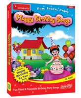Infobells - Happy Birthday Songs  DVD