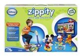 Leap Frog Disney Zippity 3-5 Years, Dance, Jump, Play and Learn!