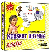 Buzzers - Nursery Rhymes Volume 1 CD