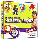 Buzzers - Nursery Rhymes Volume 2 CD