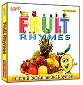 Buzzers - Fruit Rhymes CD
