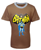 Proteens Bodycare - Batman Print Boys T Shirt