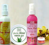 Auravedic Summer Essentials Summer Ready Kit