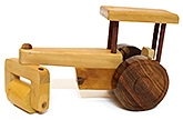Aatike - Road Roller Wooden Toy