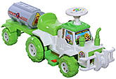 Toy zone - Tractor oil Tanker