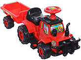 Toy zone - Tractor Tralley