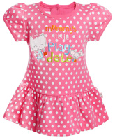 Toffy House - Polka Dot Print Frock