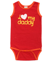 Baby Hug - Sleeveless Printed Onesies
