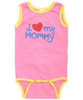 Baby Hug - Sleeveless Onesies With Beautiful Print