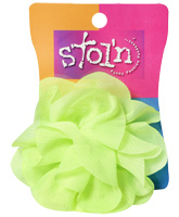 Stol'n - Green Flower Hair Clip