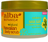 Alba Botanica Natural Hawaiian Body Scrub