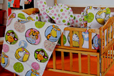 Owen - Comforter Animal Party Colorful