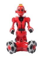 WowWee - Mini Tri-Bot 4 Years +, The hilarious robot pal