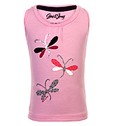 Gini &amp; Jony - Sleeveless Printed Knit Top