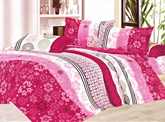 Sai Arpan Designer Double Bed Sheet - SAI00003132