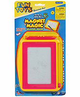 Fun Toys - Magnet Magic Drawing Board