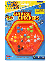 Fun Toys - Chinese Checkers