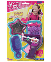 Fun Toys - Hair Dryer And Accessories