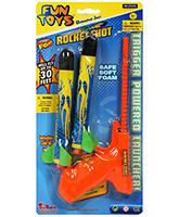 Fun Toys - Slam Shot Rocket