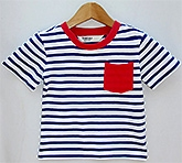 Beebay - Half Sleeves Striped T-Shirt