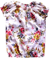 Super Young - Printed Floral Top