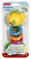 Fisher-Price - Dumbbell Rattle