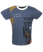 Gini & Jony - Half Sleeves Printed T-Shirt