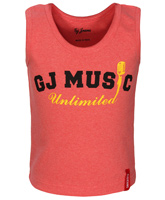 Gini &amp; Jony - Sleeveless Printed T-Shirt