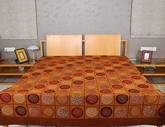 Rajrang Double Bedsheet