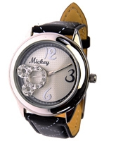Disney - Mickey Analog Watch Black