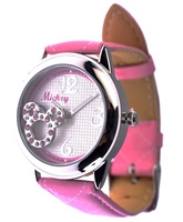Disney - Mickey Analog Watch Pink