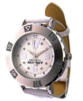 Disney - Mickey Analog Watch White