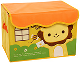 Fab N Funky - Storage Box Yellow
