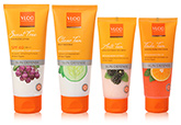 VLCC Combo Pack Of Sweat Free Sun Block Lotion & Clear Tan Fruit Face Pack