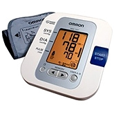 Omron Blood Pressure Monitor With Regular Cuff HEM-7201