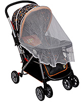 Mee Mee- Baby Stroller Orange Lining MM27
