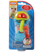 Little Tikes - Discover Sounds Key Chain