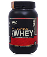 Optimum Nutrition Gold Standard 100% Whey Protein Isolate