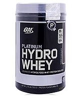 Optimum Nutrition Platinum HydroWhey - Turbo Chocolate