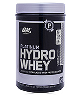 Optimum Nutrition Platinum HydroWhey - Cookies and Cream