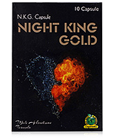 Mahaved Night King Gold - N K G Capsules