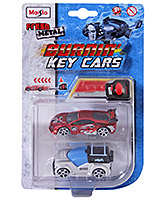 Maisto - Burning Key Cars 2 Car Pack