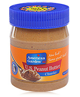 American Garden US Peanut Butter Chunky