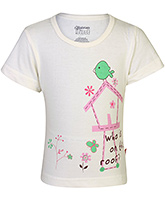 Bodycare - Half Sleeves Printed T-Shirt