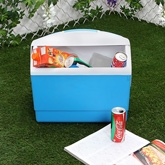 Simply Solid Blue Cooler - 1007823BLU